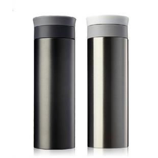 OPUS 保温杯不锈钢水杯便携过滤茶杯男士杯子女士水杯350ML