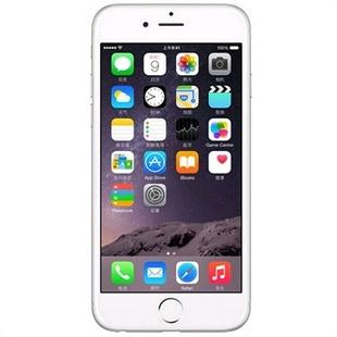 【赠送钢化玻璃膜】Apple 苹果 iPhone6 A1586 64G版 全网通 公开版 原封未激活 移动联通电信4G手机 TD-LTE/FDD-LTE/WCDMA/TD-SCDMA/CDMA2000/GSM/CDMA 新一代iPhone 新口味_银色,官网标配