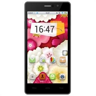 凯利通I9000盛世 5.5英寸IPS屏 双核 3G智能手机 TD-SCDMA/GSM_黑色