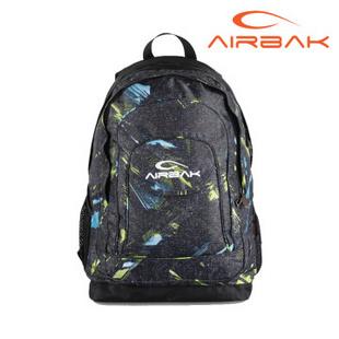 AIRBAK 减负气囊休闲娱乐时尚背包 迷彩 双肩 电脑 学生书包正品星际均码