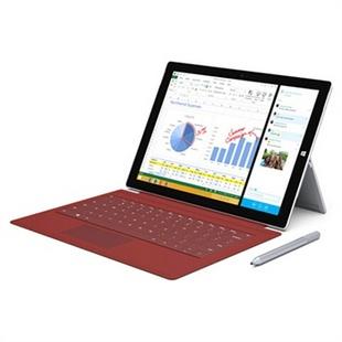 微软(Microsoft) Surface Pro3(中文版 Intel i7 256G存储 8G内存)12英寸平板电脑 微软年度王牌旗舰,耀世登场,前所未有的12寸奢华触控体验,办公与娱乐完美结合~!~