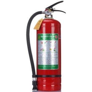 神龙 MSWZ/3 3L水基型(水雾)环保灭火器 车用家用及商用灭火器3升
