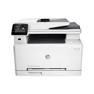 惠普HP Laser Jet M277dw 多功能彩色激光一体打印机