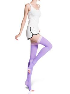TINCOCO 女士睡眠系列夜间美腿瘦腿袜 420D