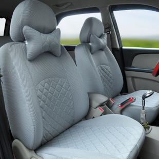 思卡丽汽车座套全包四季通用坐套专车专用布套适用于本田 炫酷黑 锋范