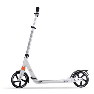 森宝迪成人滑板车 二轮代步车 踏板车 EXOOTER 白色(401)(热销经典款) 大号