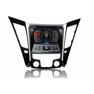 卡仕达领航系列 现代索纳塔八 专车专用车载DVD导航一体机CA243-TC 导航
