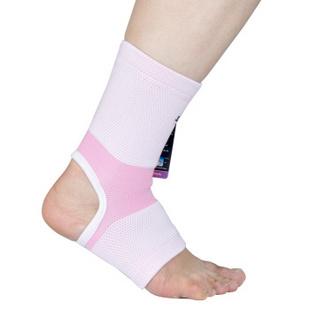 世达(STAR) 护踝 护具 脚踝 保暖运动护具 XD111W 粉红色