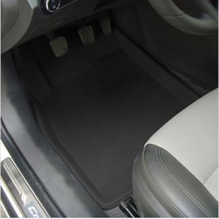 思卡丽3D立体汽车脚垫 卡固地垫 防水地垫 适用于起亚 米色 K3