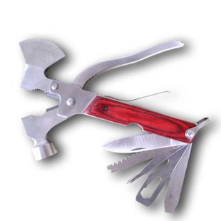 卡客(karcle)多功能安全锤 车载安全锤 汽车逃生锤破窗器 银色 斧头型