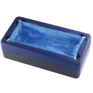 五花家用自动鞋套机 蓝色