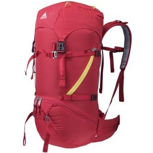 VAUDE沃德ESCAPATOR 40+10中性款户外登山背包红色均码