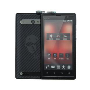 欧谷 蓝色骨头 联通3G手机 WCDMA/GSM 黑色 崔健版 黑色