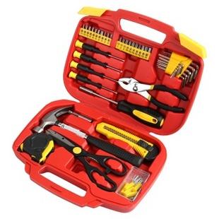 赛拓(SANTO)0386 30件家用工具套装 多功能综合维修工具
