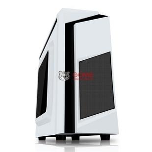 华志硕 游戏战车四核A8-7650K/A78 /120G固态盘 家用娱乐游戏台式组装电脑主机 组装主机(白色)