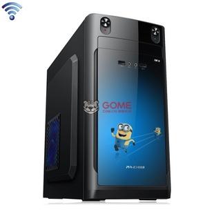 达客 A8 7500四核 A85主板/4G/500G/R7显卡DIY组装台式电脑主机 办公娱乐家用游戏电脑LOL/CF(4G/500G 7200转)