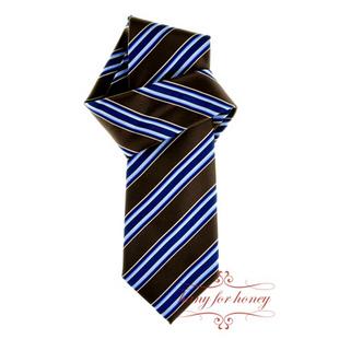领带 优雅深棕