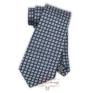 领带 蓝色经典