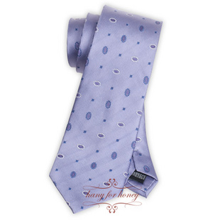领带 优雅紫