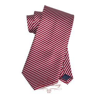 领带 尊贵红