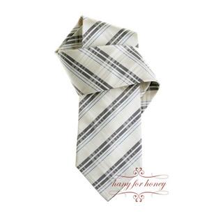 领带 米黄