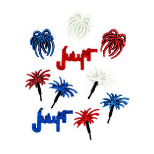 雅趣美国进口造型扣 衣服纽扣 玩具手机装饰扣 diy创意扣bt2676图片