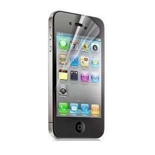 苹果iphone 4代背贴 背面贴膜 送清洁软布