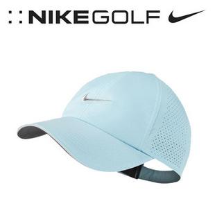 京东商城   耐克高尔夫女士高尔夫有顶球帽510603-100/493/584 白色蓝