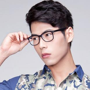 瑞百丽新款眼镜框近视男款眼镜架图片