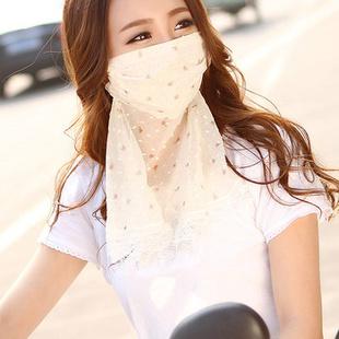 线雪纺罩防尘透气薄面纱