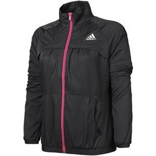 正品 adidas 阿迪达斯女子梭织夹克 g71584