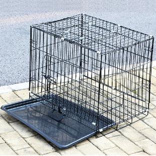 爱贝特 宠物笼子高品质 加厚宠物铁丝笼子 猫狗窝图片