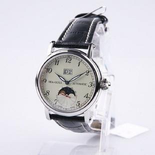 海鸥手表 时尚品牌D90A自动机械手表 男士手表