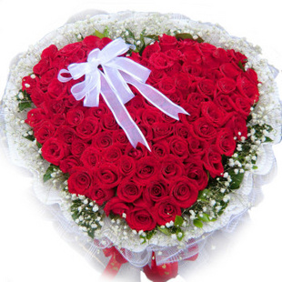 芜湖99朵红玫瑰 芜湖99朵红玫瑰价格 99朵红玫瑰代表什么 芜湖99朵红玫瑰多少钱 全国 同城 鲜花速递 玫瑰