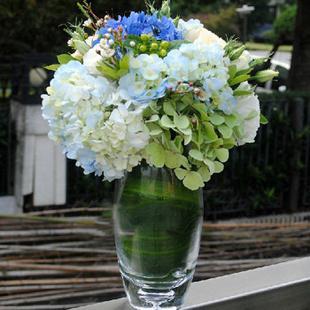 朵美鲜花速递 签到台花 会议鲜花 礼仪台花 会议布置 迎宾台花 款式二
