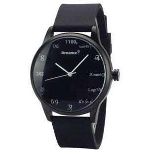 彩特手表_彩特 女款舒适硅胶表带简约黑色石英潮流女士腕表 手表 女表 女士手表
