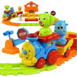 贝乐星 益智玩具 托马斯轨道火车玩具 遥控汽车 托马斯和朋友们套装 fs 37793 51比购返利网购物比价图片