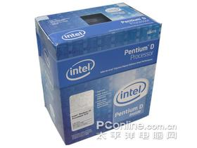 Intel Pentium D 915/盒装