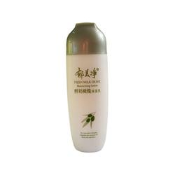 郁美净鲜奶橄榄保湿乳 100g