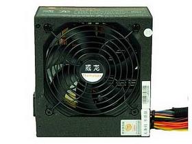 Tt 威龙650(W3066)额定550W电源!为高端玩家设计!不同负载下转换效率均超过了82% 符合80 Plus标准