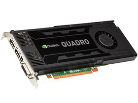 丽台 Quadro K4000