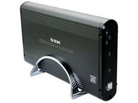 SSK飚王 USB3.0星威 3.5寸硬盘盒 HE-G130
