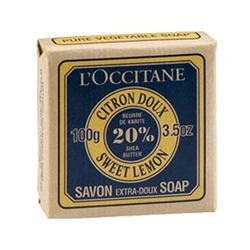 欧舒丹L'OCCITANE乳木果肉桂味护肤香皂 100g