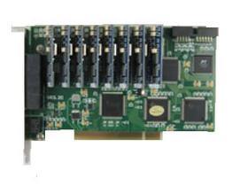 先锋录音 四路电话语音卡[留言]XF-PCI/V4