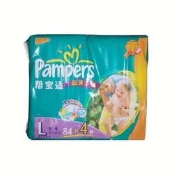 帮宝适Pampers超薄干爽纸尿裤L84+4片 L84+4片