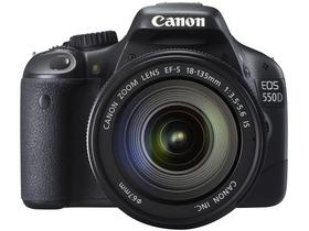 佳能 EOS 550D(配18-135mm IS 镜头)