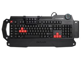 多彩 变形至尊T20 机械混轴游戏键盘