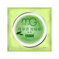 美即MG绿茶清盈祛痘面膜 25g