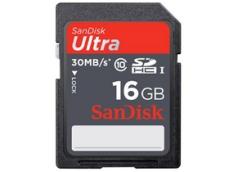 SanDisk Ultra SDHC UHS-I(16G)