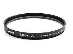 佳能 58mm UV镜